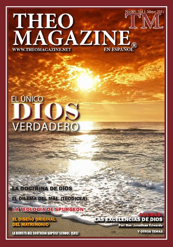 THEO MAGAZINE No.005 Vol.1 Mayo . 2021