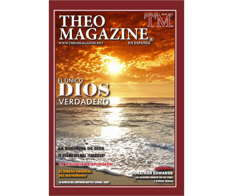 (DEMO) THEO MAGAZINE No.005 Vol.1 Abril . 2021